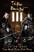 15 phim chiếu rạp Việt Nam trong tháng 9
