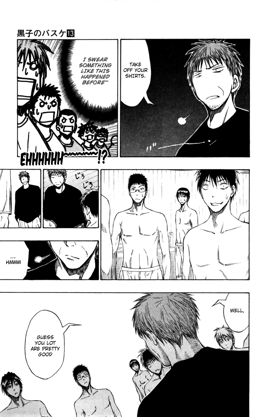 Kuroko no Basket Manga Chapter 111 - Image 09