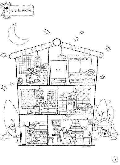 Ceip la marquesa 1 el espacio for Disegno interno casa