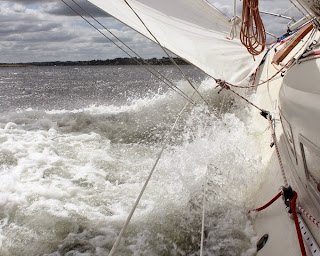 Frisk vind ved Gershøj