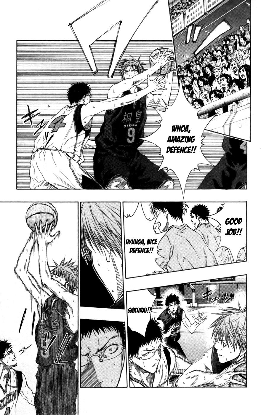Kuroko no Basket Manga Chapter 118 - Image 4_011