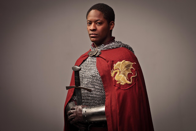 BBC Merlin season 5 hi-res promo shot