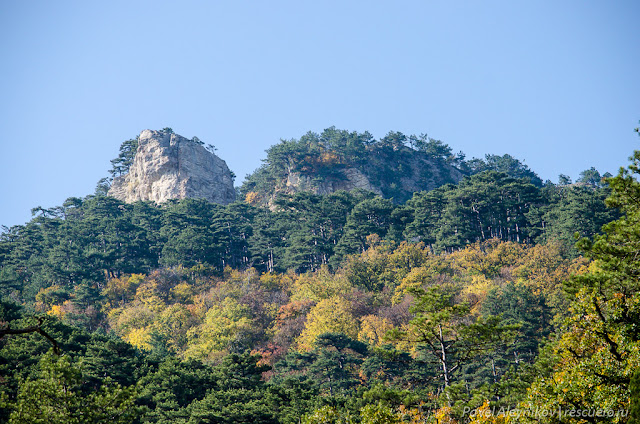Склон Крымских гор