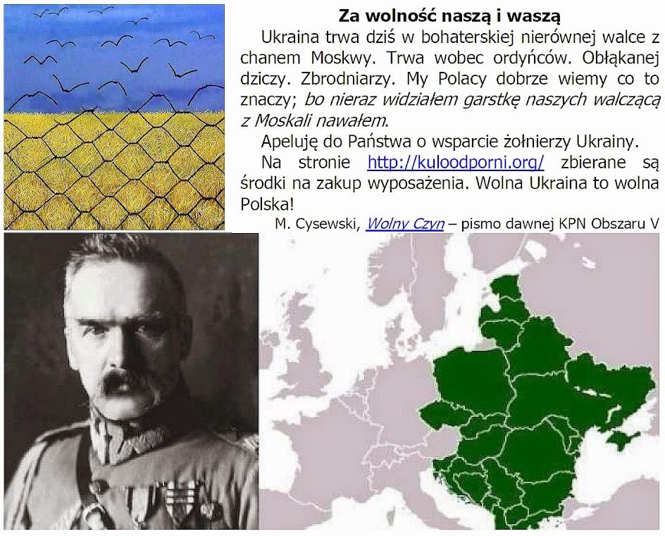 """""""Wierzymy w Boga. Zwyciężymy"""" - Artem Łucak w Warszawie"""