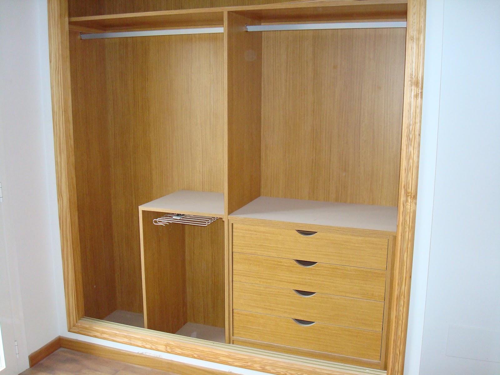 Idearte s a closets gaveteros comodas - Como forrar un armario por fuera ...
