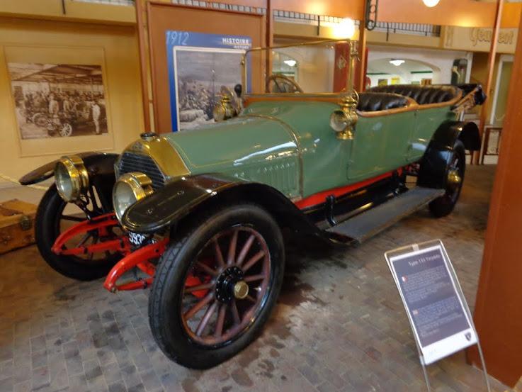 Musée de l'aventure Peugeot à Sochaux DSC01162