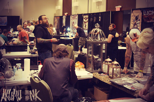tattoo convention, nix 2011, nix 2012, toronto tattoo, japanese tattoo, artist alley, fanexpo