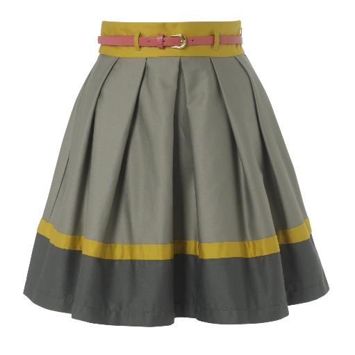 Primark Colour Block Skirt