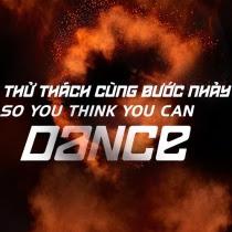 So You Think You Can Dance - Thử Thách Cùng Bước Nhảy 2013