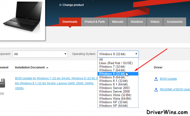 get a hold of Lenovo U550 driver - pic 1