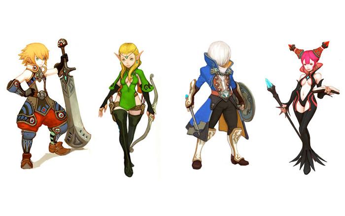 Tạo hình nhân vật trong Dragon Nest - Ảnh 14