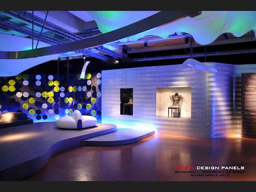 Proyecto decorativo realizado con ALROX