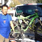 Bike - Goldsee Trail mit Lee & Sharon von Pinkbike 21.09.12