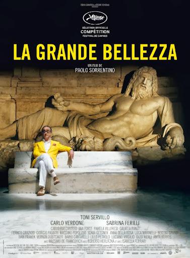 Η Τέλεια Ομορφιά La Grande Bellezza Poster