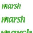 Marsh K