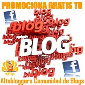 Altabloggers Comunidad de Blogs, Comunidad blogger, blogger comunidad altablogger