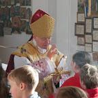 Heiliger Blasius - Festgottesdienst mit Alterzbischof Alois Kothasser - Blasiuskirche Völs - 3. Februar 2015