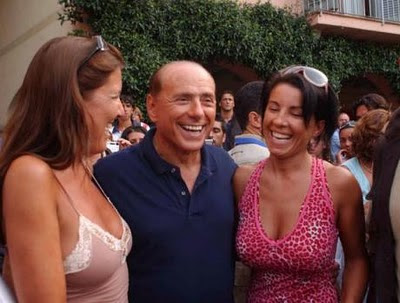 Foto di Silvio e le sue fan