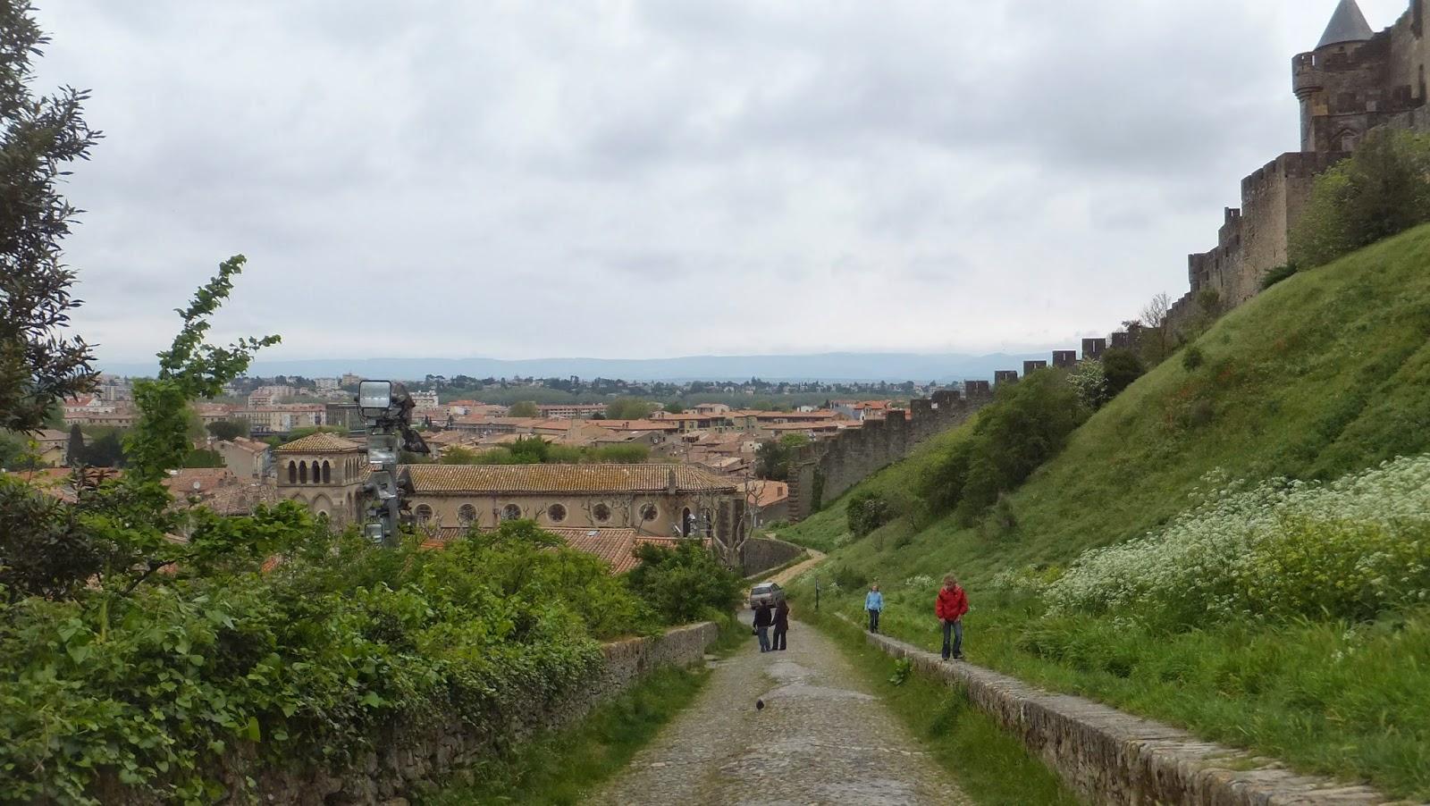 Carcasona, Francia, Carcassonne, blog de viajes, Elisa N, Argentina, Canal de Midi, Canal del Mediodía
