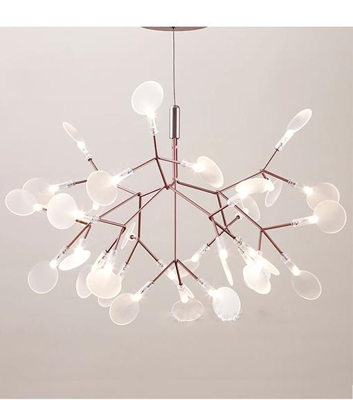Đèn led trang trí dạng đèn trần
