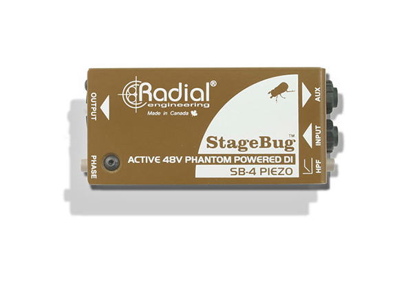SB-4 Radial StageBug