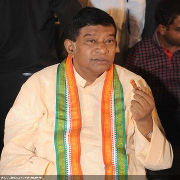 Ajit Jogi during the wedding ceremony of Ragini and Ashok, held in Delhi.
