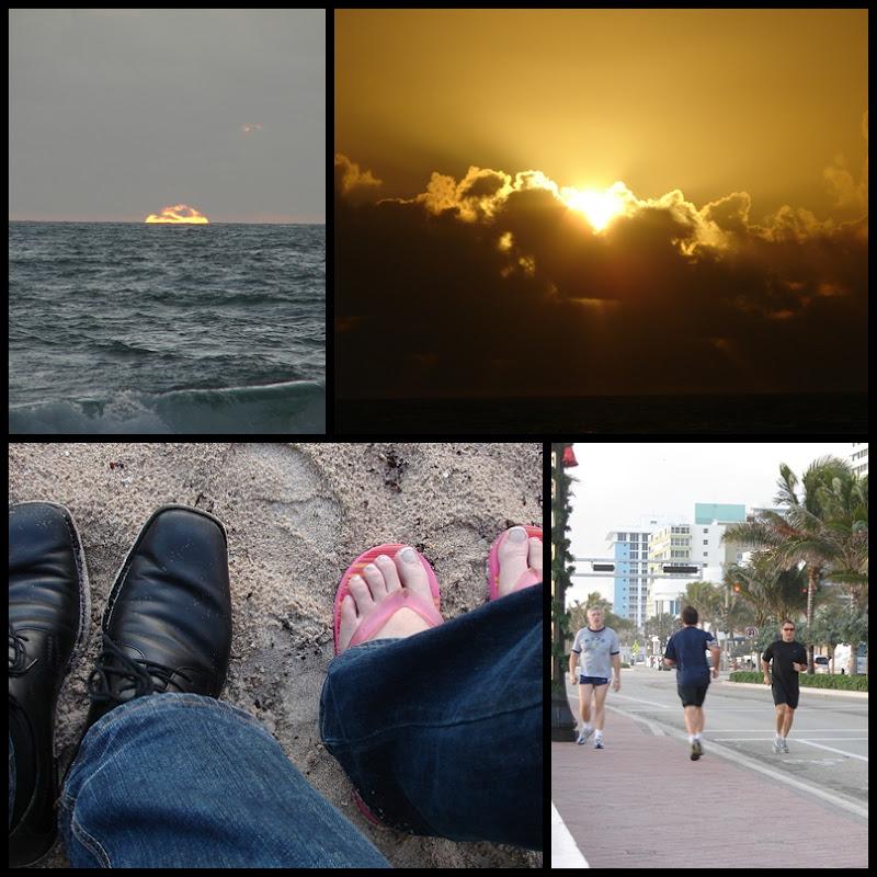 Miami Beach Sonnenaufgang