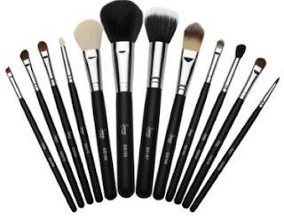 Win a Sigma Brush Set from She Speaks of Beauty - Ends 04/06