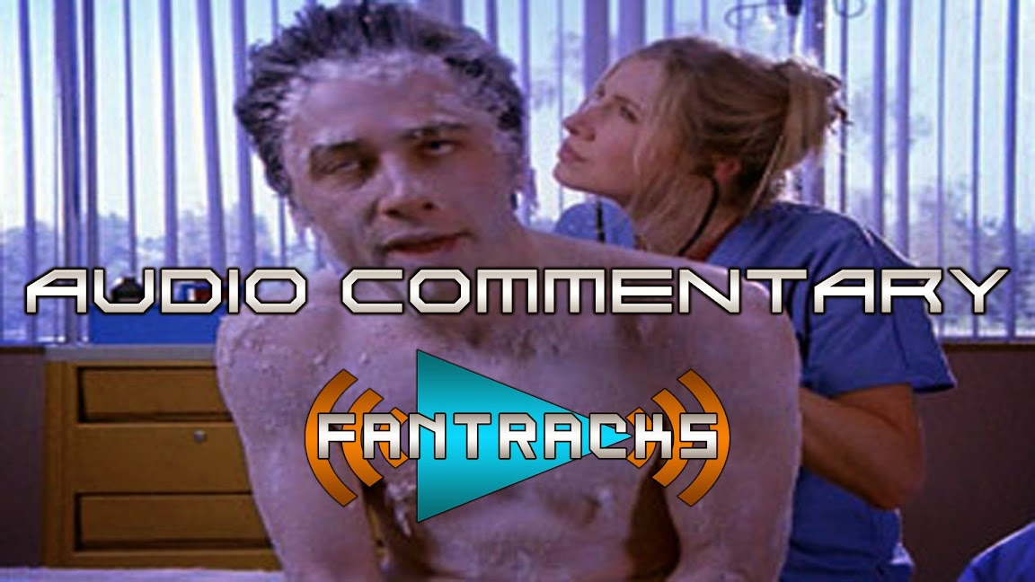 FanTracks Scrubs audio commentary