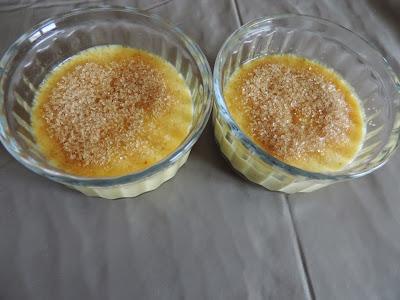 Crème à la vanille de Madagascar