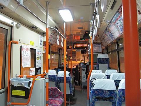 十勝バス「ふるさと銀河線代替バス」2036 車内 その2