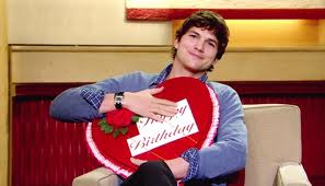 Ashton Kutcher Hates Valentine Day Cover