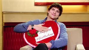 Ashton Kutcher Hates Valentine Day Cover