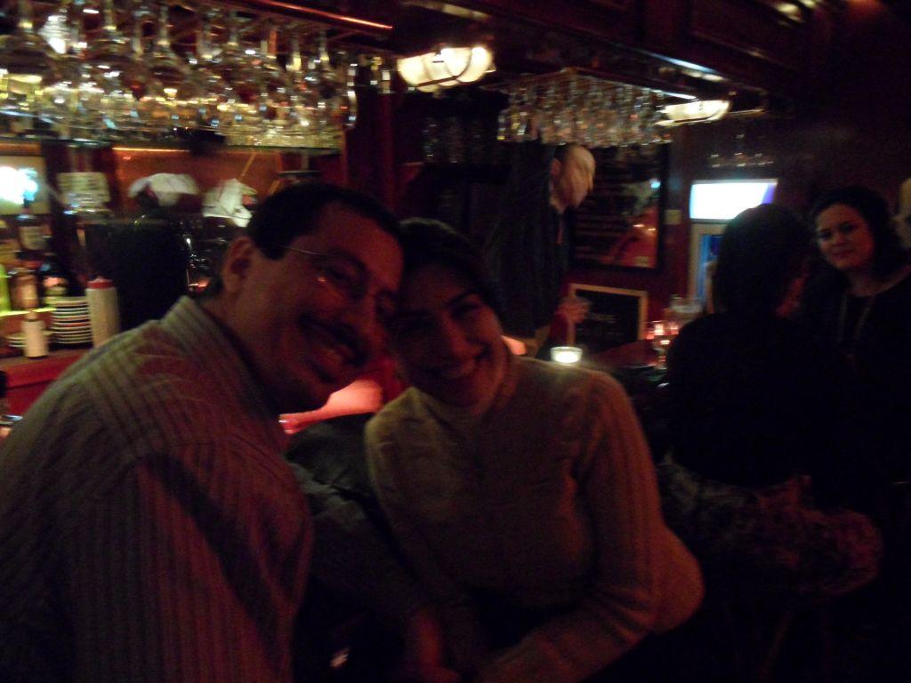 Latin Quater'da bar