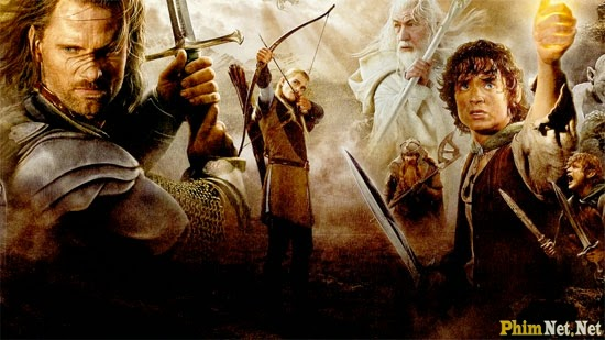 Chúa Tể Của Những Chiếc Nhẫn 1 - The Lord Of The Rings - The Fellowship Of The Ring - Image 1