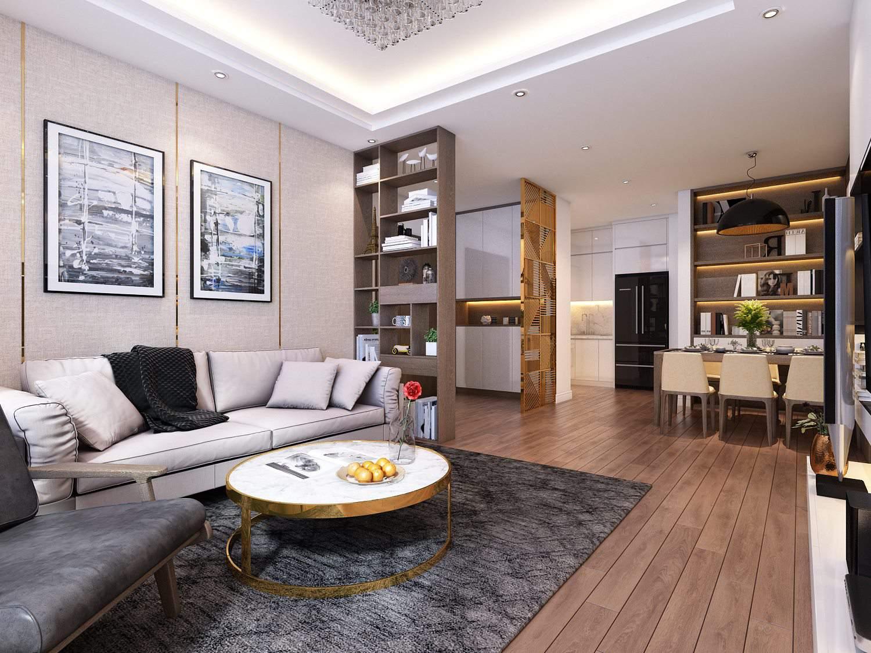 Mô tả chung chung cư 3 phòng ngủ Hà Nội