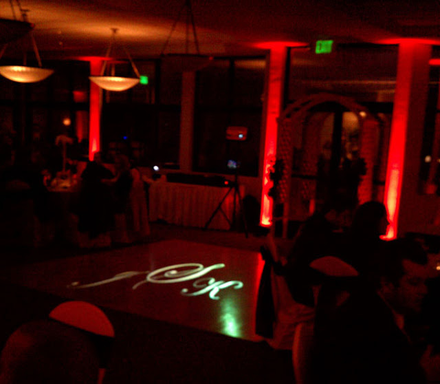 Ceremony And Reception In Same Room: MY DJ's San Diego DJ Blog: Point Loma Subbase Oceanview