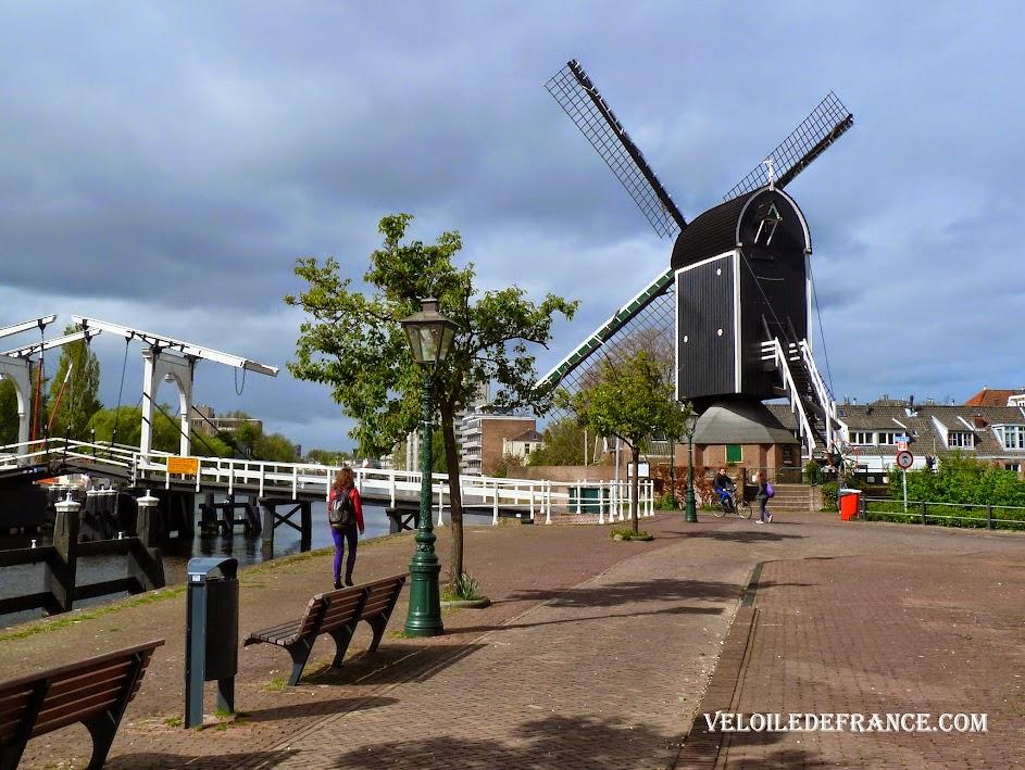 Molen de Put - E-guide balade Evasion à vélo autour de Leiden par veloiledefrance.com