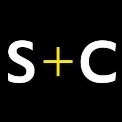 S+C logo