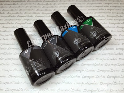 liverpoollashes liverpool lashes I-67, I-68, I-70, I-72, I-74, I-83 and I-84 ink london ilac hybrid gel polish