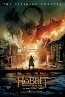 哈比人3: 五軍之戰(The Hobbit: The Battle of the Five Armies)poster