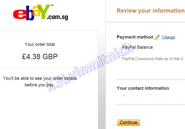 Kinh nghiệm mua bán trên Ebay - 6