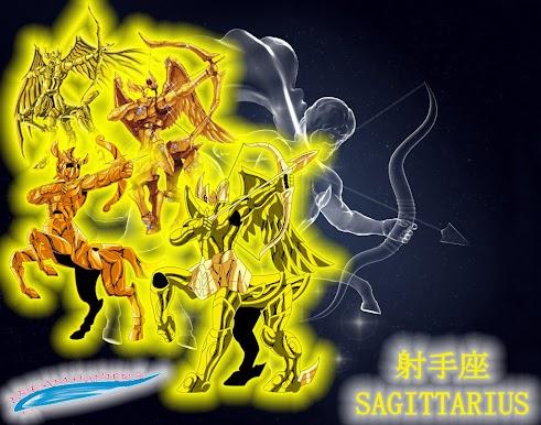 Sagittarius Cloth
