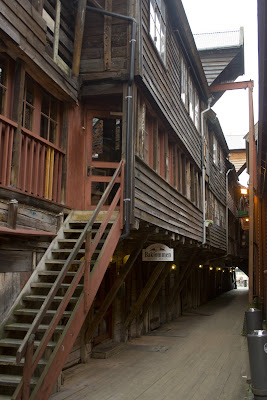 Patrimonio de la humanidad desde 1979, Bryggen
