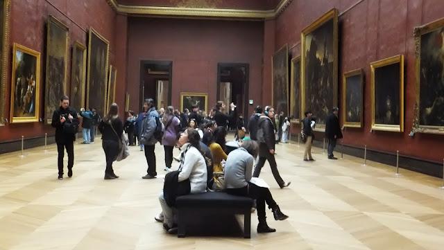Museo del Louvre, París, Elisa N, Blog de Viajes, Lifestyle, Travel