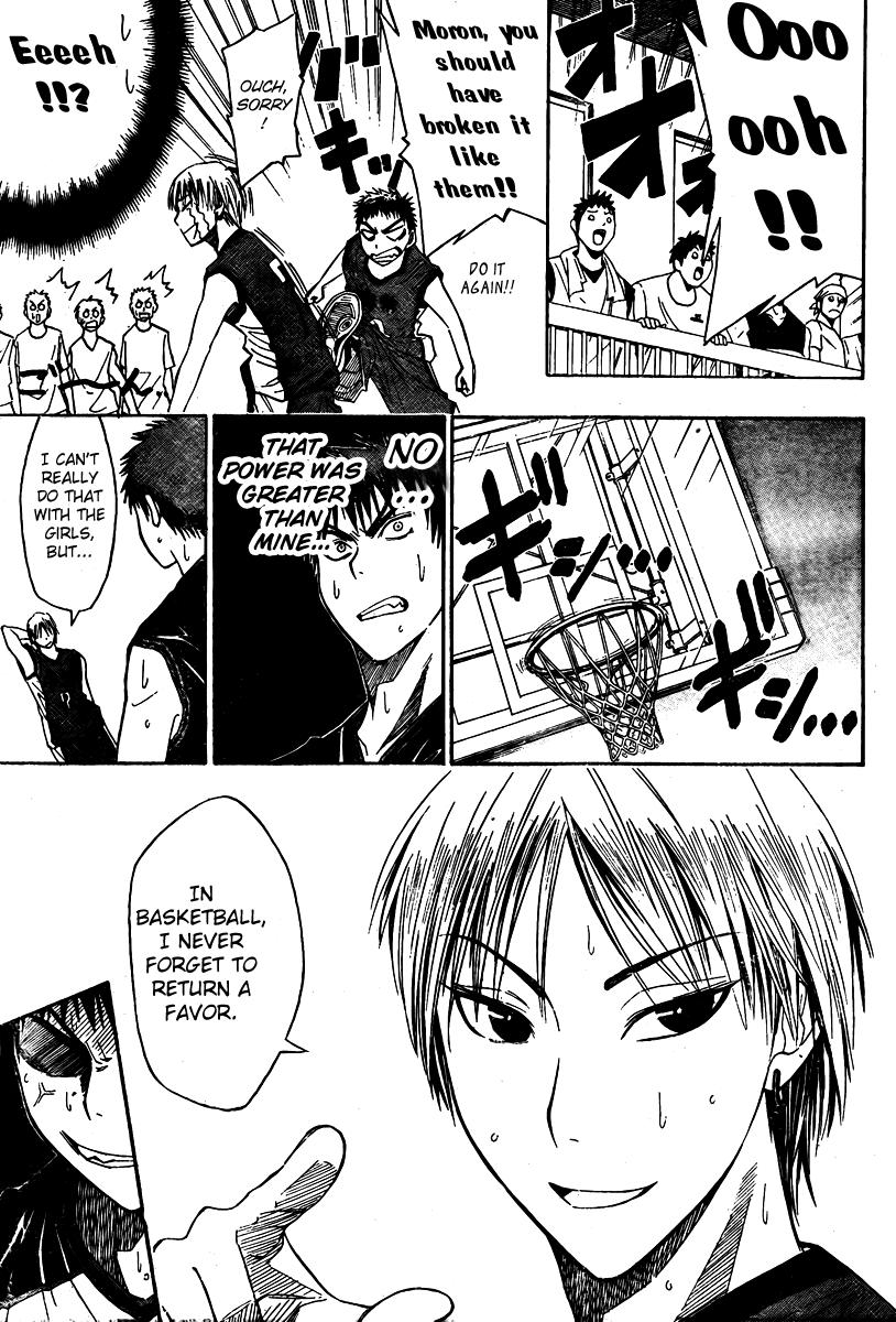 Kuruko Chapter 5 - Image 09