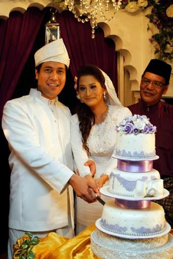 gambar zed zaidi kahwin