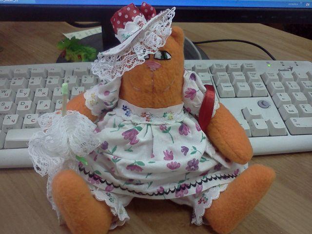 Самодельные сувениры, игрушки и куклы. Готовые и под заказ. 66