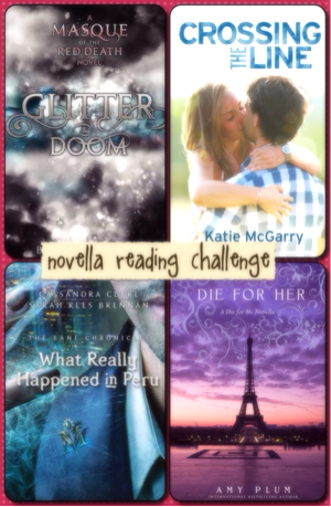 UPDATE! Novella Reading Challenge [MINI Book Reviews]