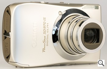 Canon PowerShot SD970